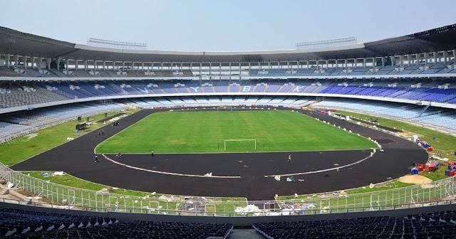 Fifa U-17 World Cup;Salt Lake stadium Kolkata