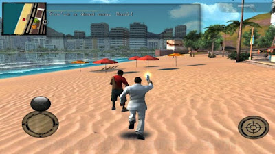 Gangstar Rio City of Saints Mod Apk + Obb Data