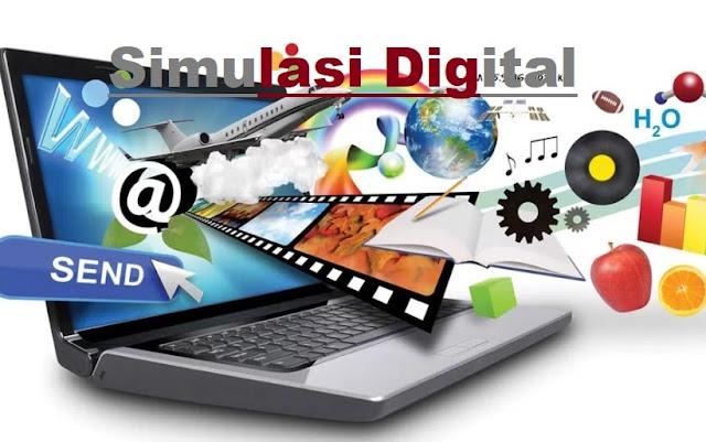 suatu cara untuk menduplikasi atau menggambarkan ciri Gobekasi:  Pengertian Simulasi Digital, Fungsi, Tujuan, Jenis, Contoh & Manfaat Simulasi Digital