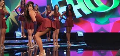 Dança dos Famosos: Ex-bailarina do Faustão dá volta por cima após demissão: 'Sonhei com esse dia'