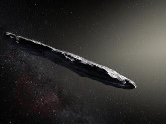 Observaciones de ESO muestran que el primer asteroide interestelar no se parece a nada visto antes