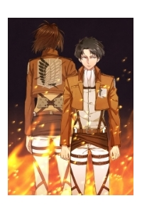 Shingeki No Kyojin - LeviHan Doujinshi Collection