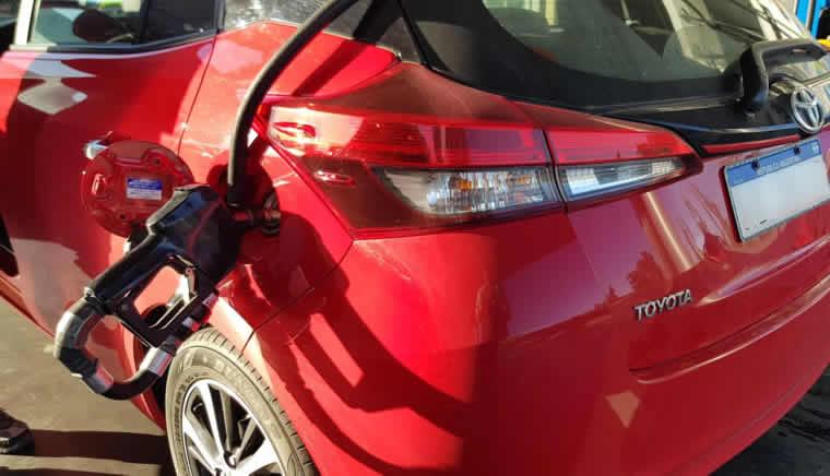 viaje a pinamar costos en auto