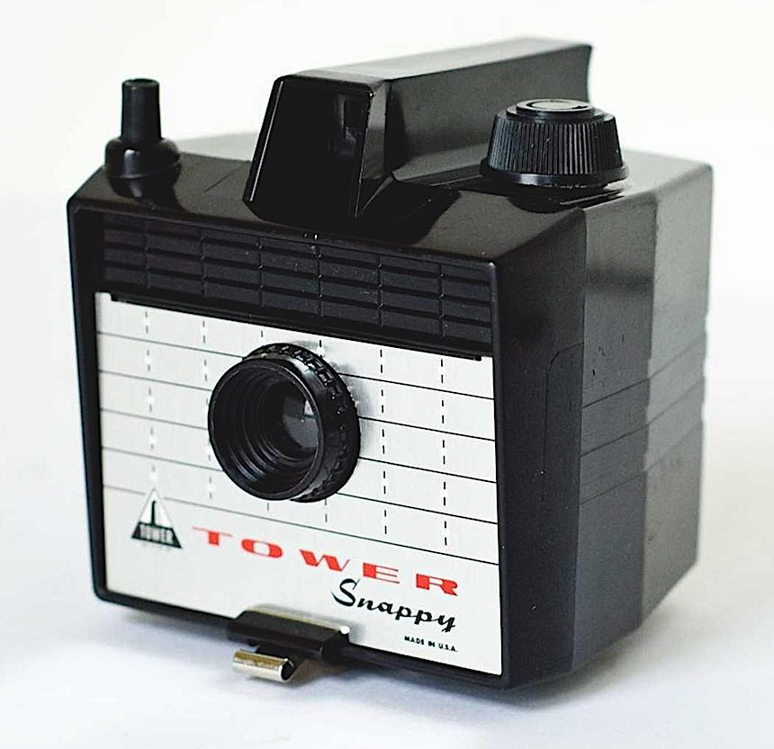 Tower Snappy Camera, 1965