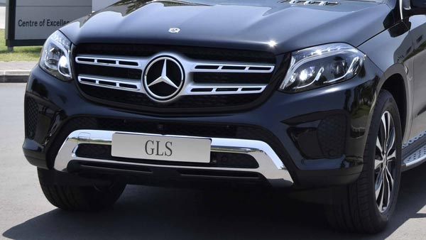 New 2018 Mercedes GLS Grand Edition hd wallpapers