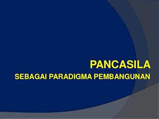 Contoh Pancasila Sebagai Paradigma Pembangunan Politik, Ekonomi, Sosial, Budaya, Poleksosbudhankam