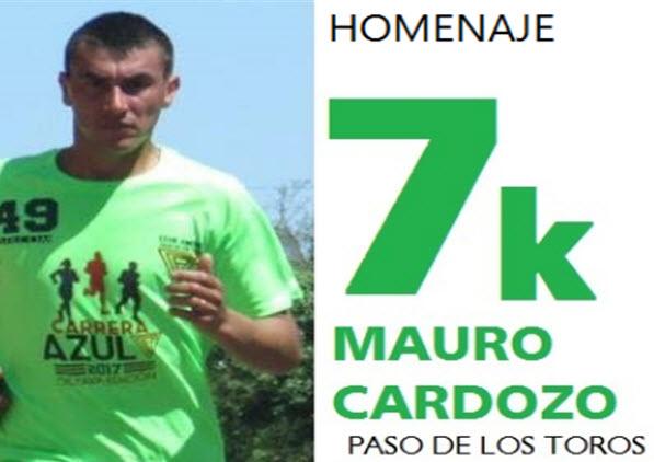 7k Homenaje a Mauro Cardozo en Paso de los toros (Tacuarembó, 10/feb/2018)