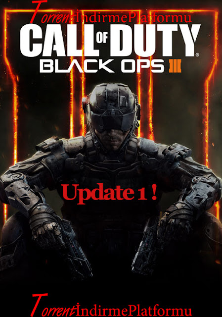 Call of Duty Black ops 3 Update 1 Torrent İndir