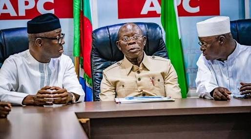 Oshiomhole In Trouble As High Court Issues Contempt Notice Against Him