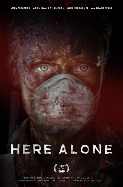 Here Alone (2016) ταινιες online seires oipeirates greek subs