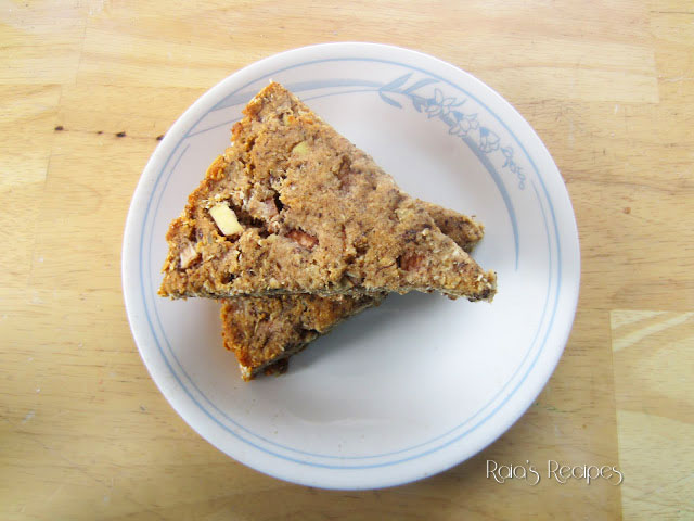 "Apple Walnut ""Scones"" by Raia&squot;s Recipes"