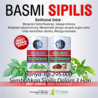 Obat Sipilis Paling Ampuh Se-Provinsi Jawa Timur