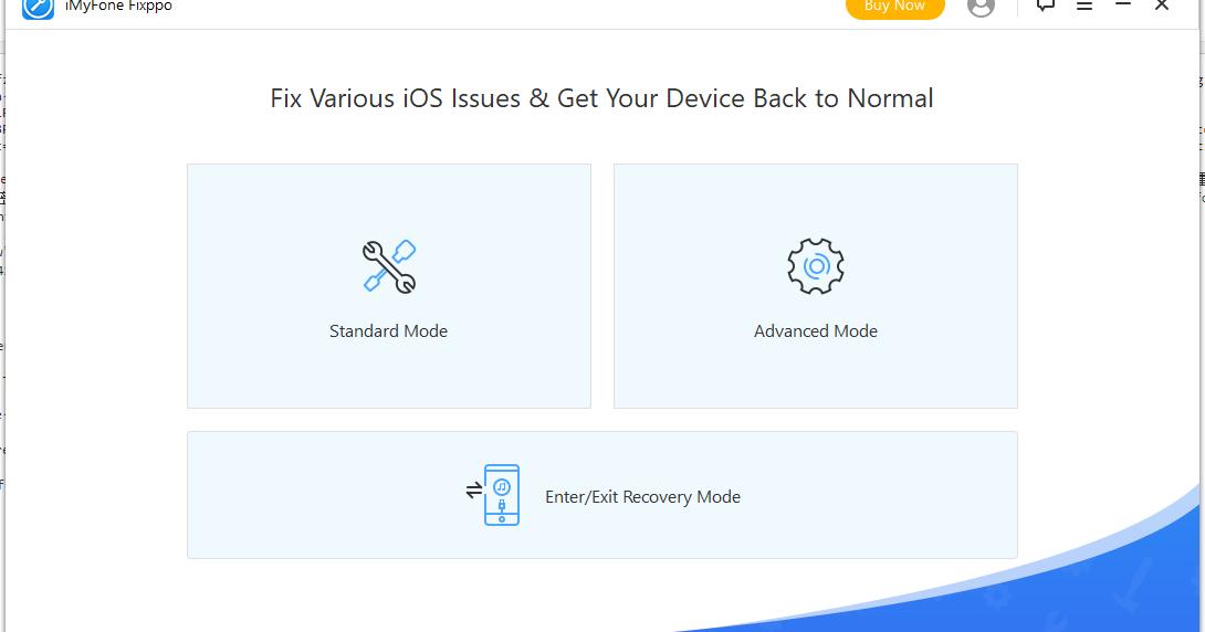 iMyFone Fixppo 7.1.0 - iPhone修復軟體 - 阿榮福利味 - 免費軟體下載