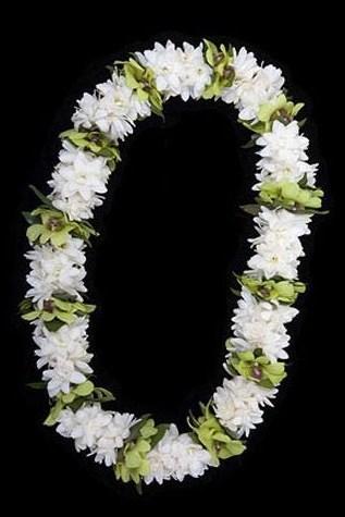 Bunga Kalung Acara Peresmian