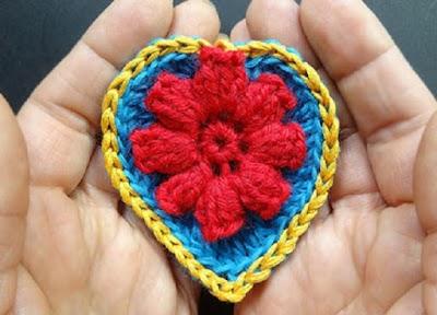 Motivos de Crochet Tutoriales en Video