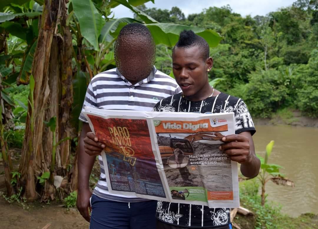 Colombia y su Terrorismo de Estado. Asesinaron a líder afrocolombiano fundador del movimiento indígena Asokinchas, en el Alto Baudó, Chocó