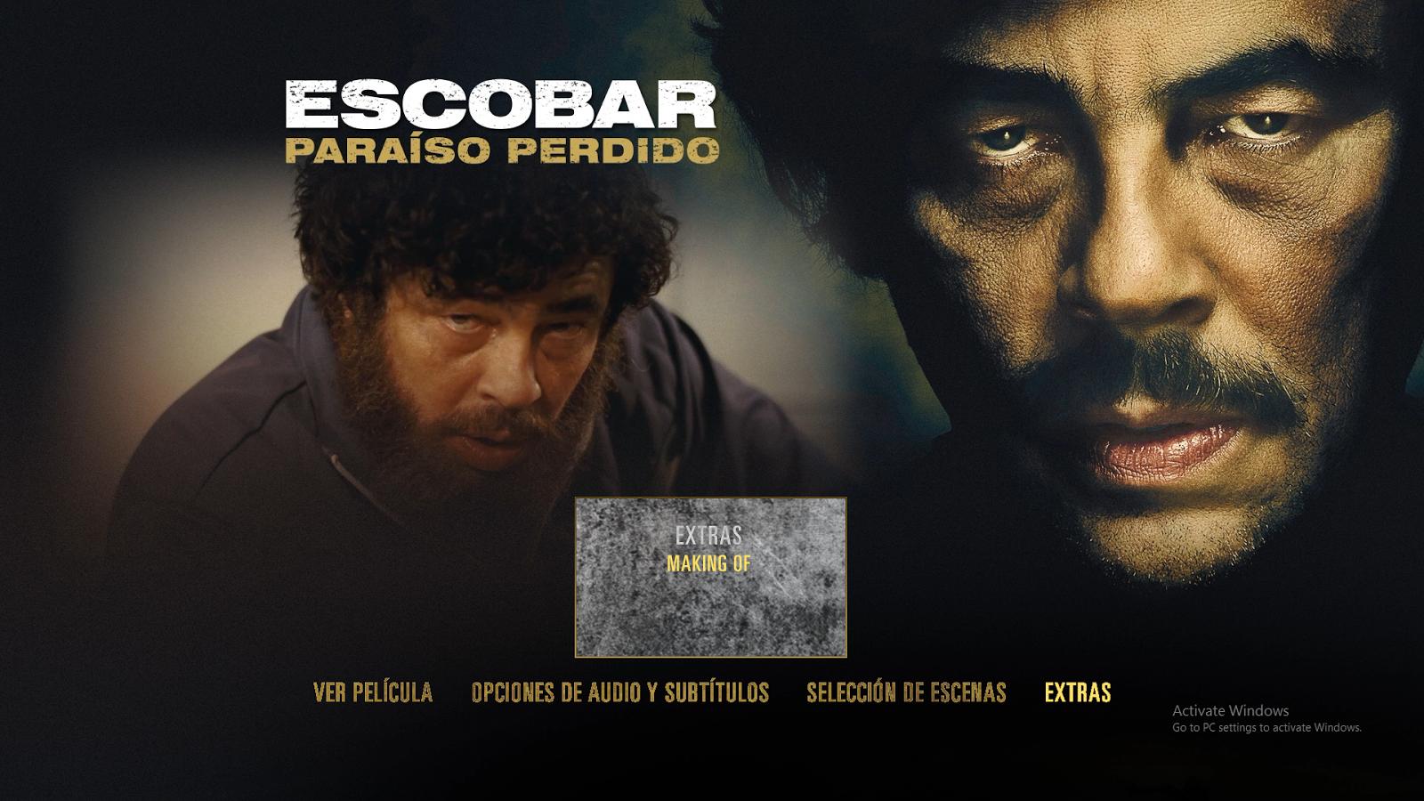 Escobar Paraiso Perdido (2014) 1080p BD25 2