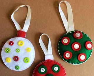 cara bikin ornament ciecle crop dari kain flanel