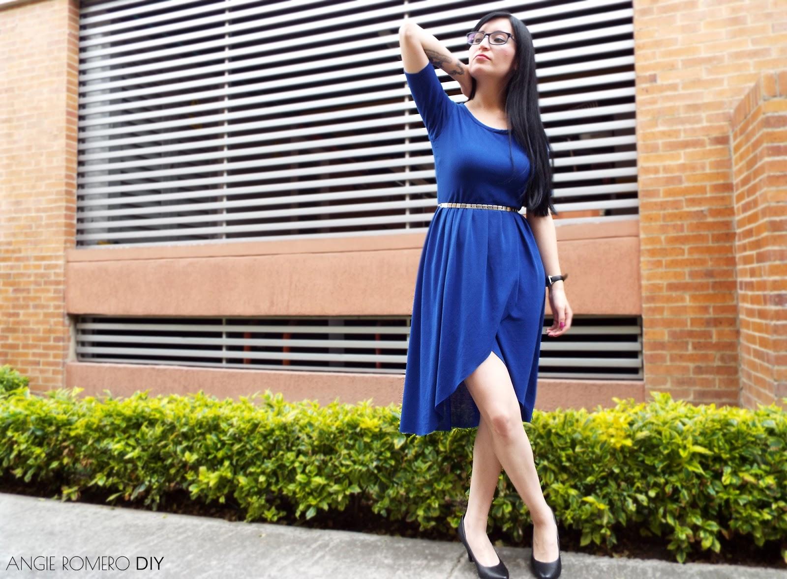 DIY - vestido fácil, largo y elegante