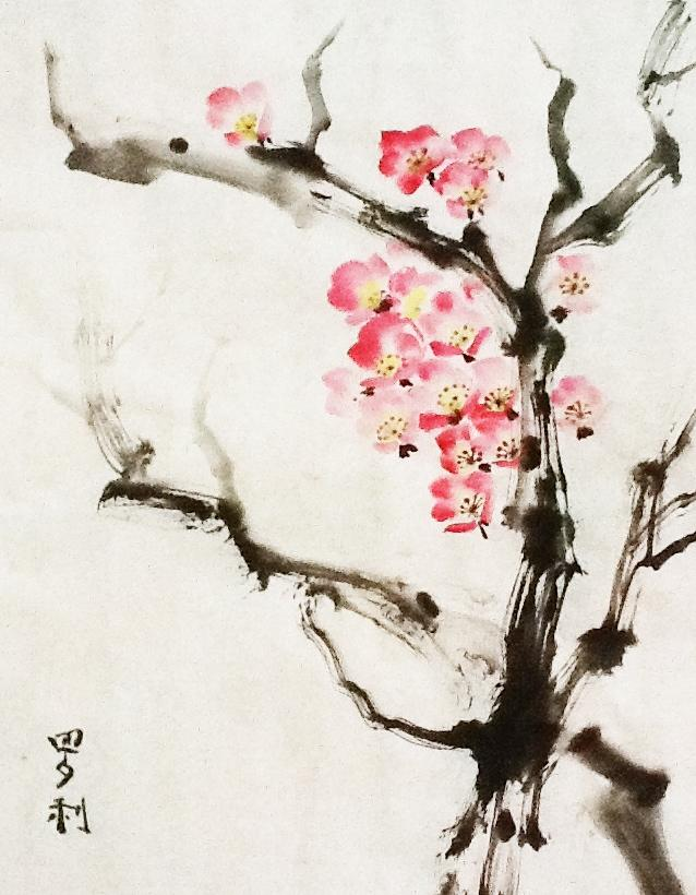 Easy Chinese Painting Black And White | www.imgkid.com ...