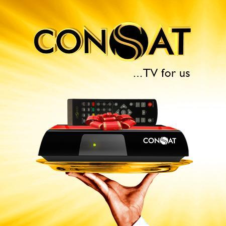CONSAT TV Free Channel has been Scrambled - Connecting the World