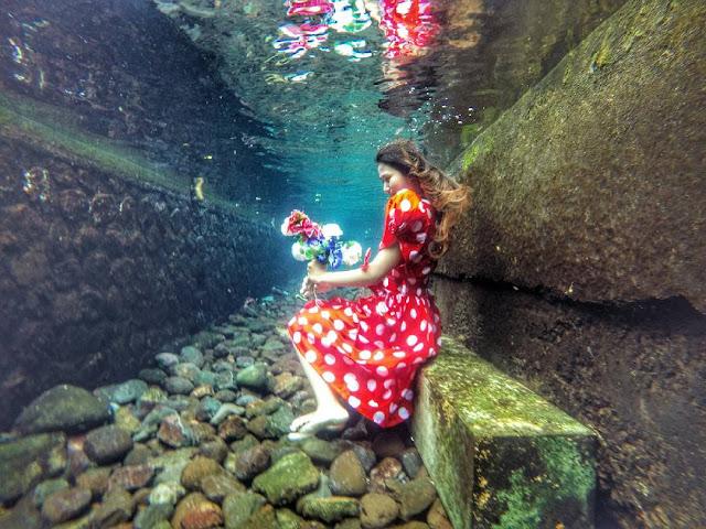 Telagasari Spot Underwater