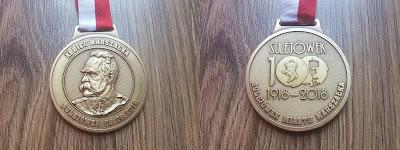 Medal Bieg Marszałka - Memoriał im. Haliny Zielińskiej