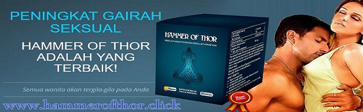 Obat Ejakulasi Dini Hammer of Thor