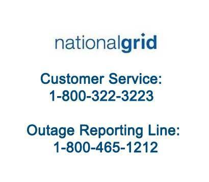 National Grid Customer Service - Methuen Police News