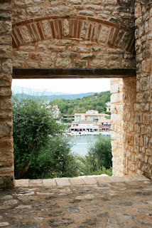 Fortress. Kassiopi. Corfu. Greece. Крепость. Кассиопи. Корфу. Греция.
