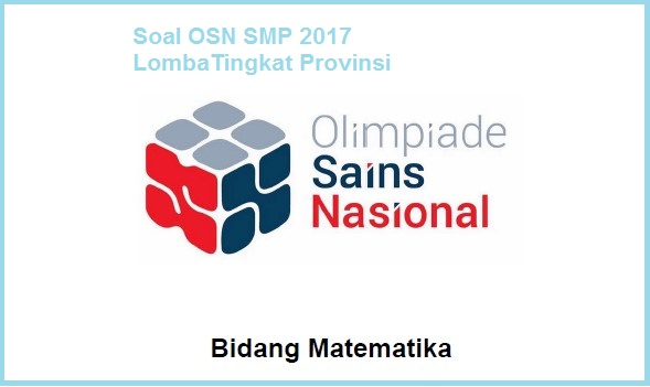 OSN Matematika 2017