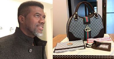 """If you buy designer clothes before you've designed & built your own house, what you're doing in essence is designing your own poverty"" – Reno Omokri."