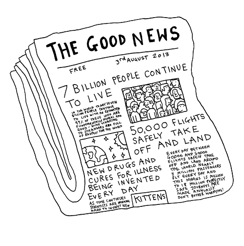 The Good New: July, 2016