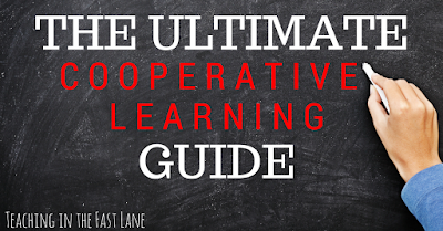 Everything you need to know about cooperative learning strategies from why they work to how to choose which one is best for your lesson!