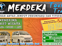 Jadwal Merdeka Travel