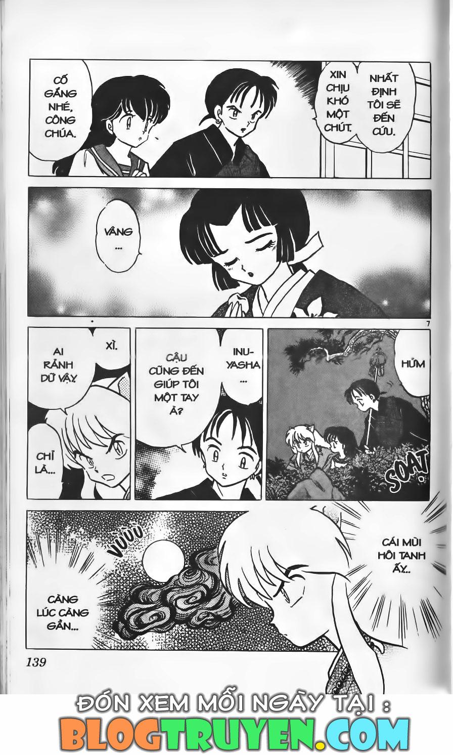 Inuyasha vol 06.8 trang 8