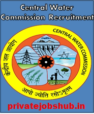 Central Water Commission Recruitment