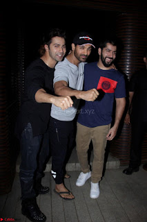 Badrinath Ki Dulhania Success Party by Varun Dhawan 032.JPG