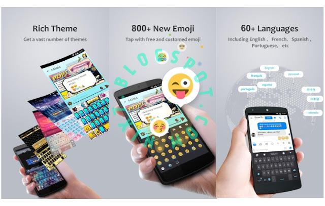 GO Keyboard Emoji Sticker 2.73 Free Download APK