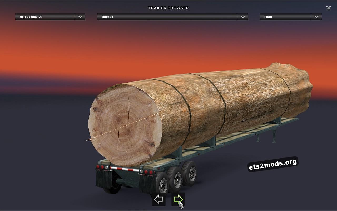 Standalone Baobab Trailer v 1.24