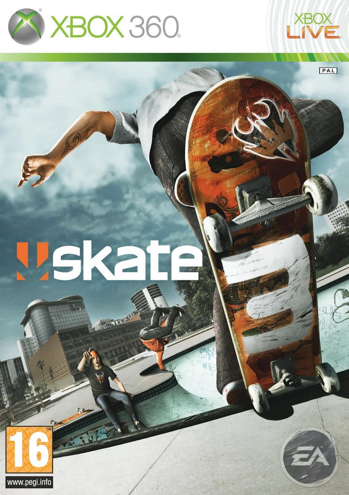Skate 3 - Skate 3 REGION FREE