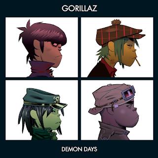 Download Lagu Gorillaz – Demon Days (Full Album 2016)