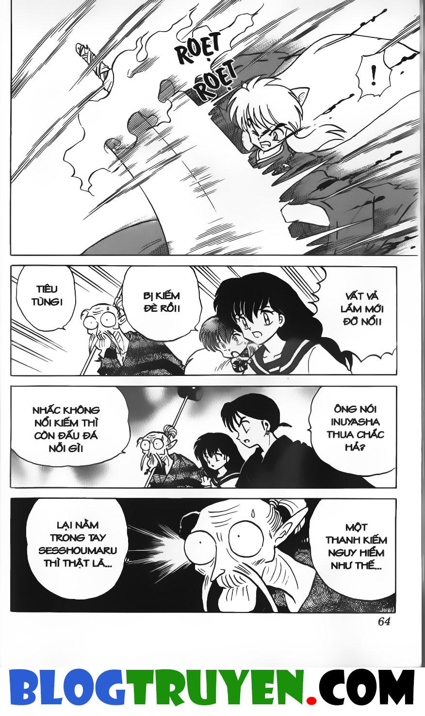 Inuyasha vol 17.4 trang 7