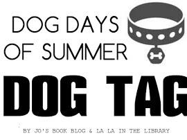 Dog Days of Summer - Dog Tag!