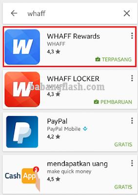 cara dapat uang dari android,cara menggunakan whaff,uang dari internet,cara mendapatkan uang,cara dapat uang dari internet tanpa modal, dapat uang dari whaff