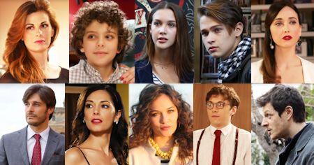 Cast Tutti Cognomi