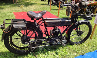 motobici sottocanna Triumph motocycle