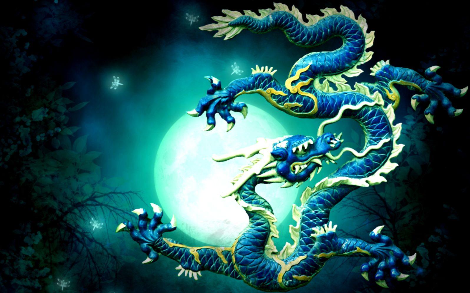Asian Dragon Wallpaper Best Wallpaper Hd