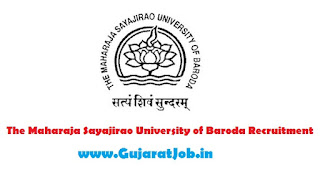 MSU Baroda Recruitment for Temporary Assistant Professors and various other Teaching posts 2017