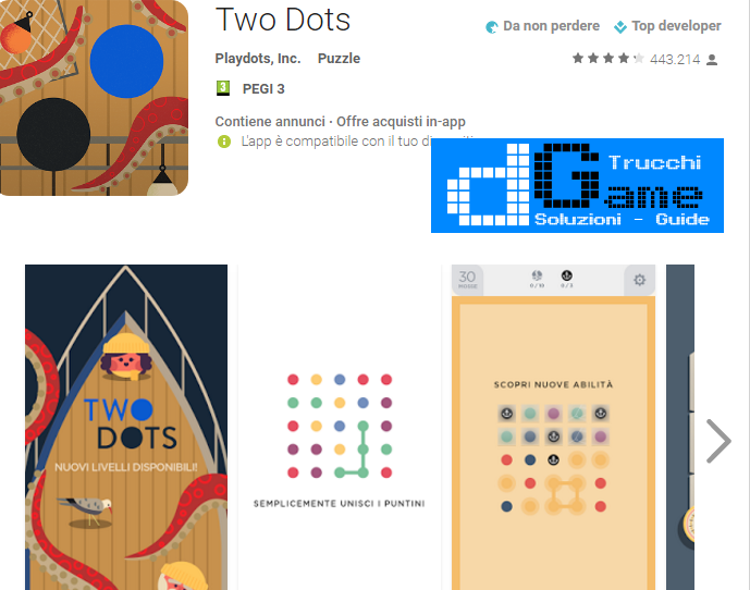 Trucchi Two Dots Mod Apk Android v3.5.1